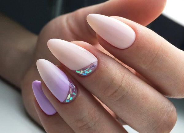 100 модных новинок: Маникюр на длинные ногти - дизайн 2018 ...