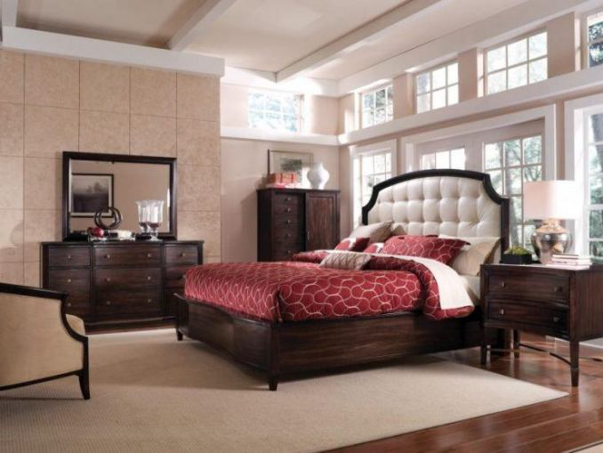 Beautiful beds - varieties and features of choice 69