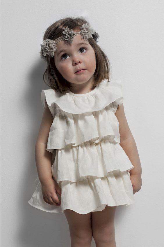 Платье для девочки 1 года: 100+ красивых нарядов на фото