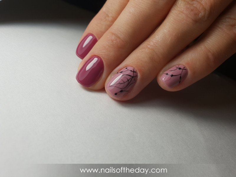 летний маникюр на короткие ногти фото дизайн 2019 гель лак 5