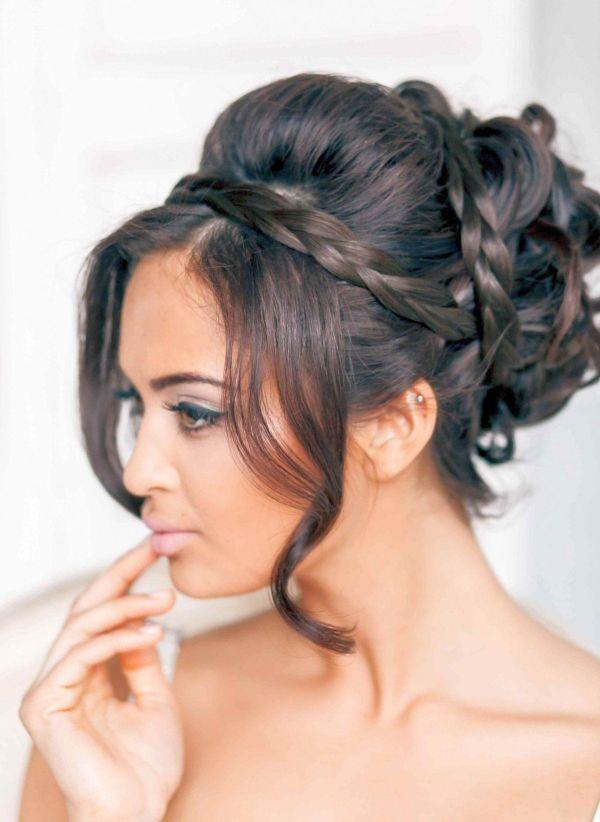 Прическа локоны на средние волосы: 100 фото лучших идей ...