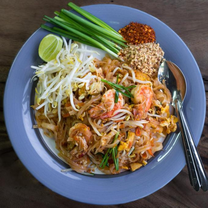 The Invention of Pad Thai