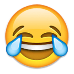 Image result for emojis laughing crying