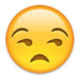 Image result for side eye emoji