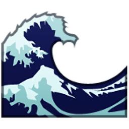 Image result for ocean emoji