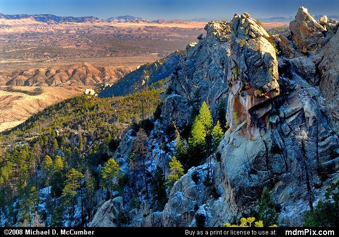 Coronado National Forest Az