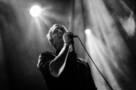 Vocalist Fredrik