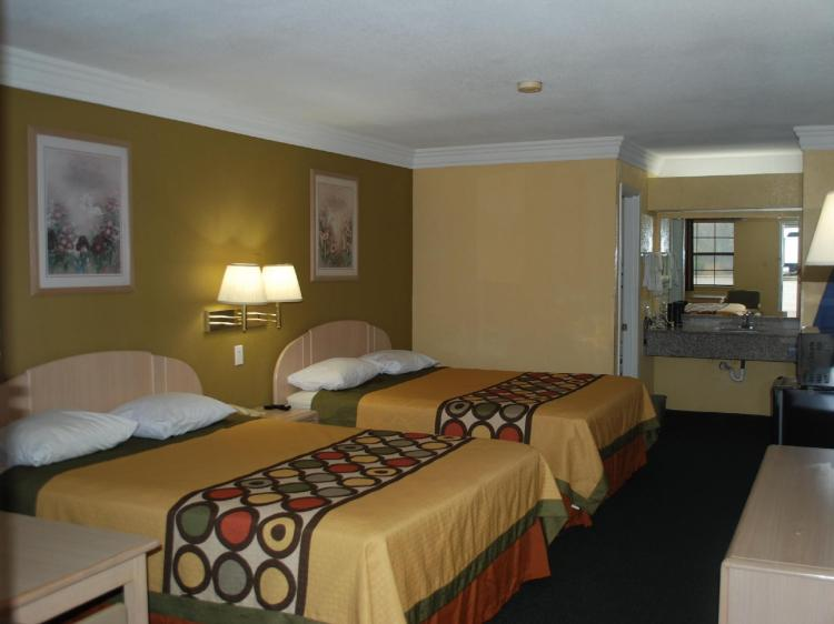 Motel 6-Marshall, TX