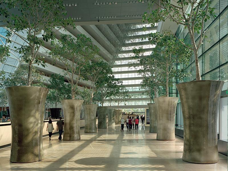 Marina Bay Sands Singapore - Interior