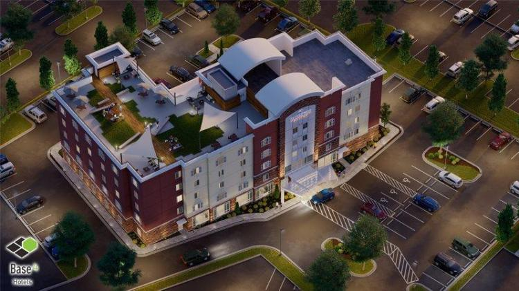 Candlewood Suites Asheville Downtown