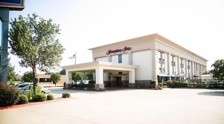 Hampton Inn Marshall