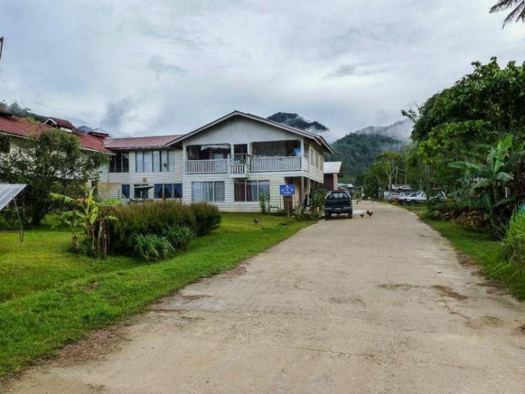 Sina Rang Lemulun Homestay and Handicraft