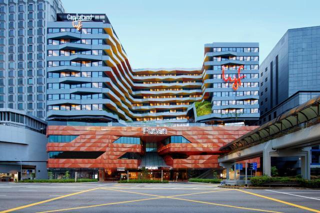 lyf Funan Singapore (SG Clean Certified)