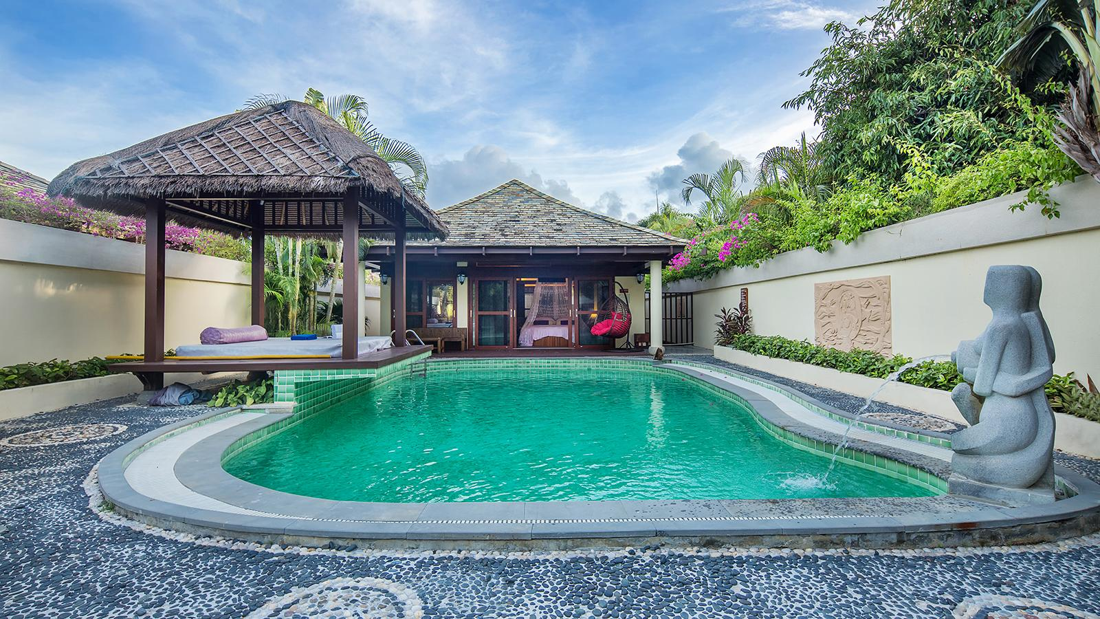 三亞亞龍灣五號度假別墅酒店 (Yalong Bay Villas & Spa) - Agoda 提供行程前一刻網上即時優惠價格訂房服務