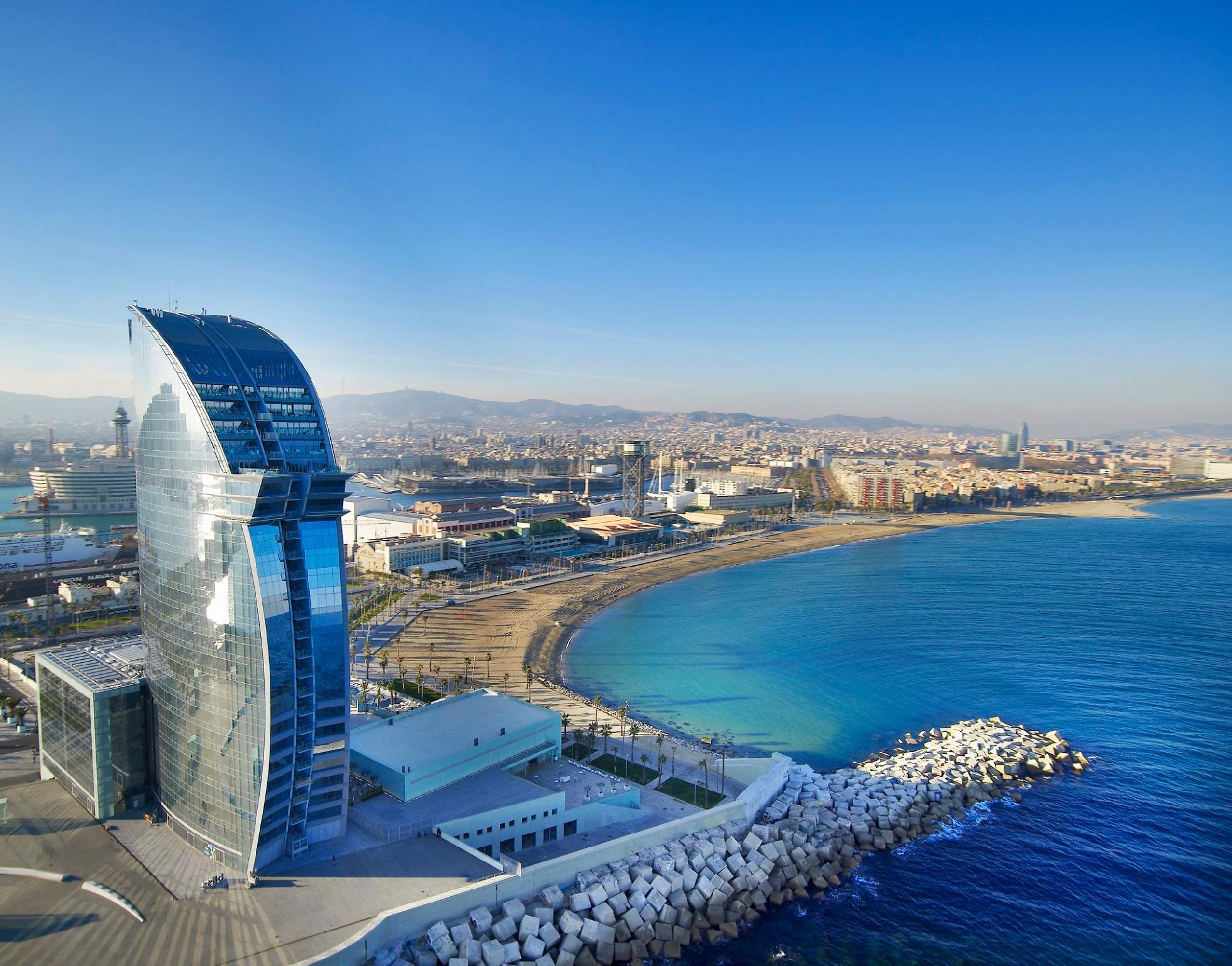 W Barcelona in Spain - Room Deals, Photos & Reviews