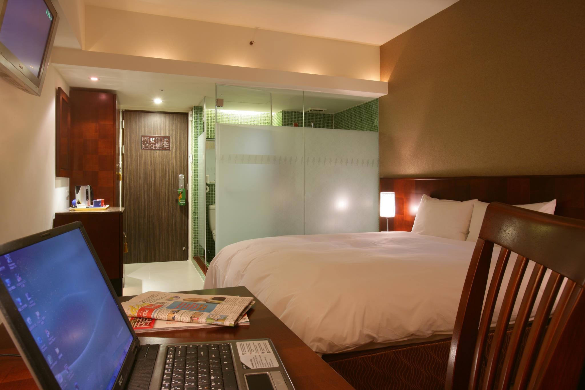 臺中市文華道會館 (In One City Inn) - Agoda 提供行程前一刻網上即時優惠價格訂房服務