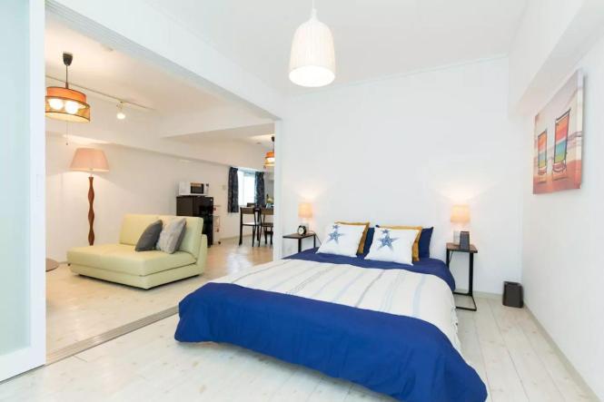 Ex 2 Bedroom Apartment Near Hamamatsu Castle Ad601