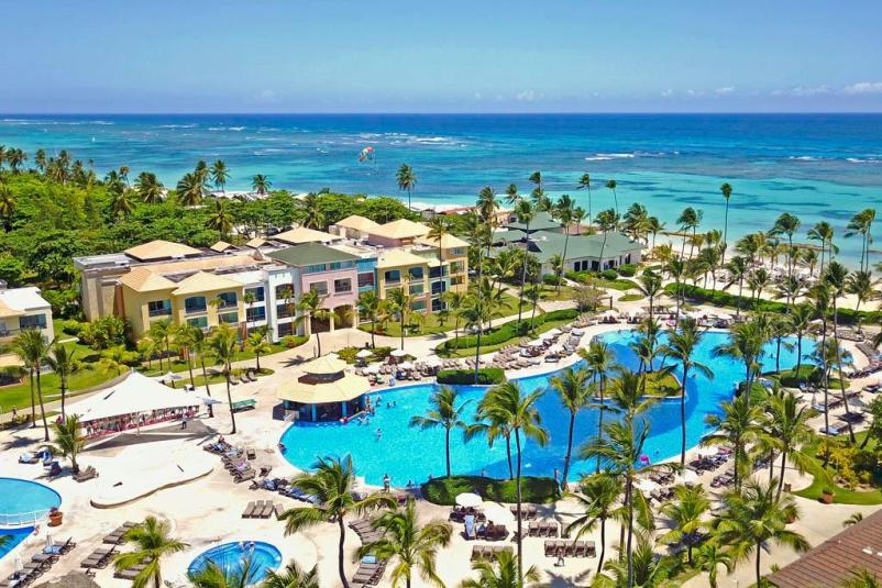 Image result for Punta Cana sun at Ocean Blue & Sand
