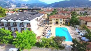 Fethiye Map And Hotels In Area