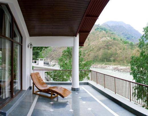Image result for glass house by the ganges