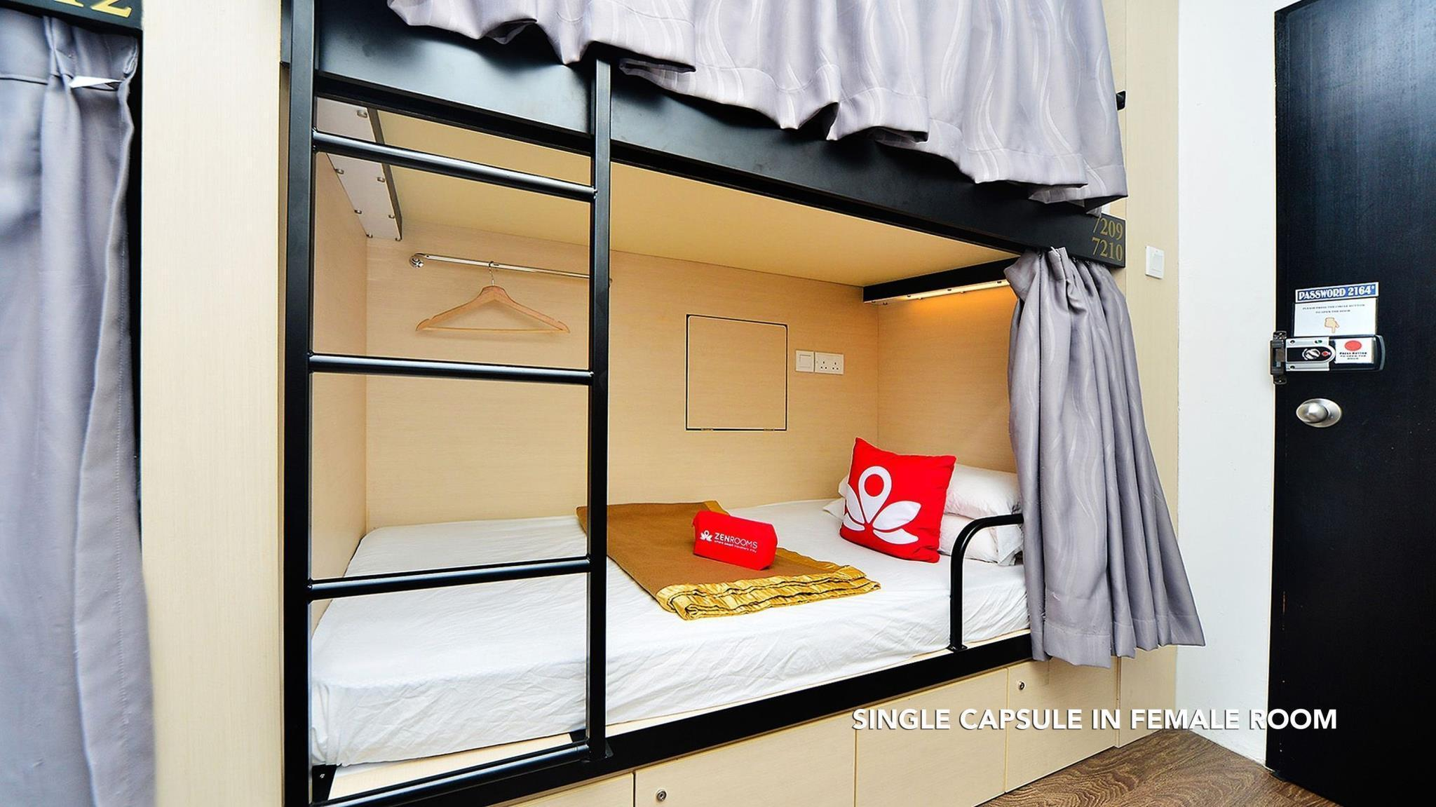 Book ZEN Hostel Farrer Park In Singapore 2018 Promos