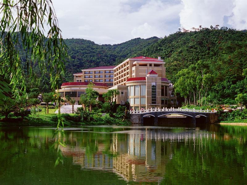 東莞東莞長安蓮花山莊酒店 (The Lotus Villa Changan Dongguan) - Agoda 提供行程前一刻網上即時優惠價格訂房服務
