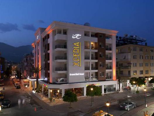 Xperia Grand Bali Hotel - All Inclusive, Alanya, Turkey ...