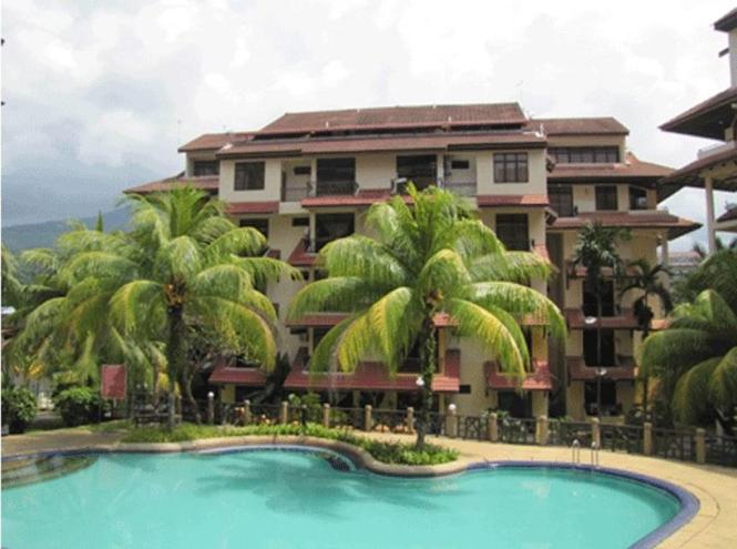 Safa Idaman Apartment Entire