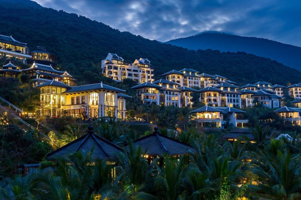 「インターコンチネンタル ダナン サン ペニンシュラ リゾート」の画像検索結果