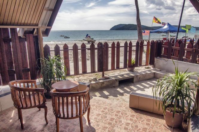 Sandy Beach Resort In Langkawi Room