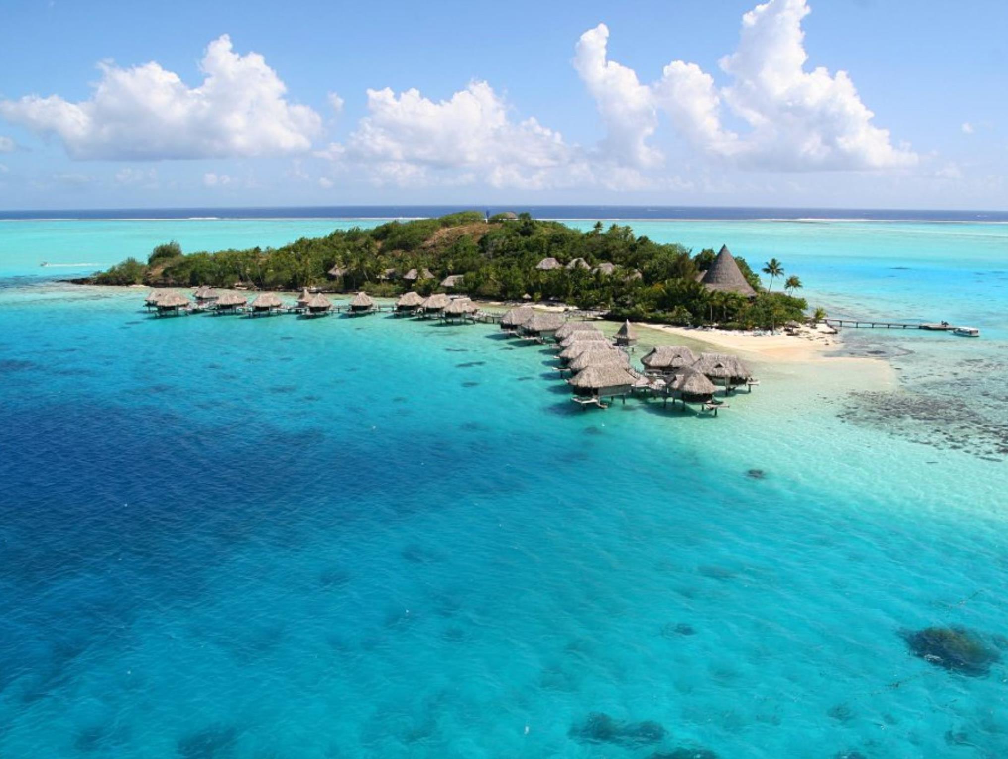 Bora Private Sofitel 129 Island Bora