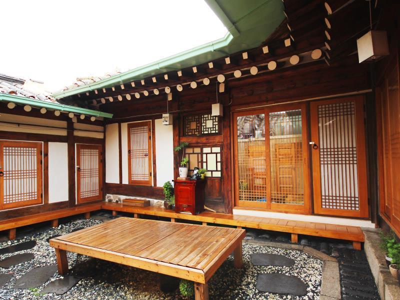 Traditional Korean Bedroom