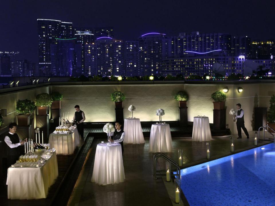 Image result for 海景嘉福洲际酒店booking