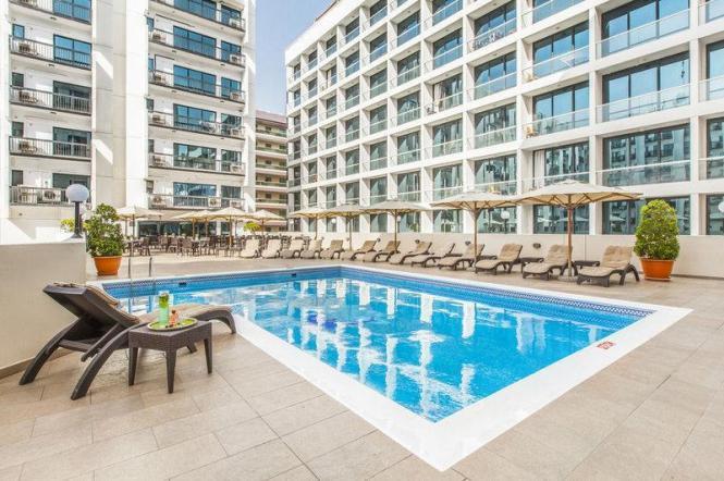 Golden Sands Hotel Apartments Dubai
