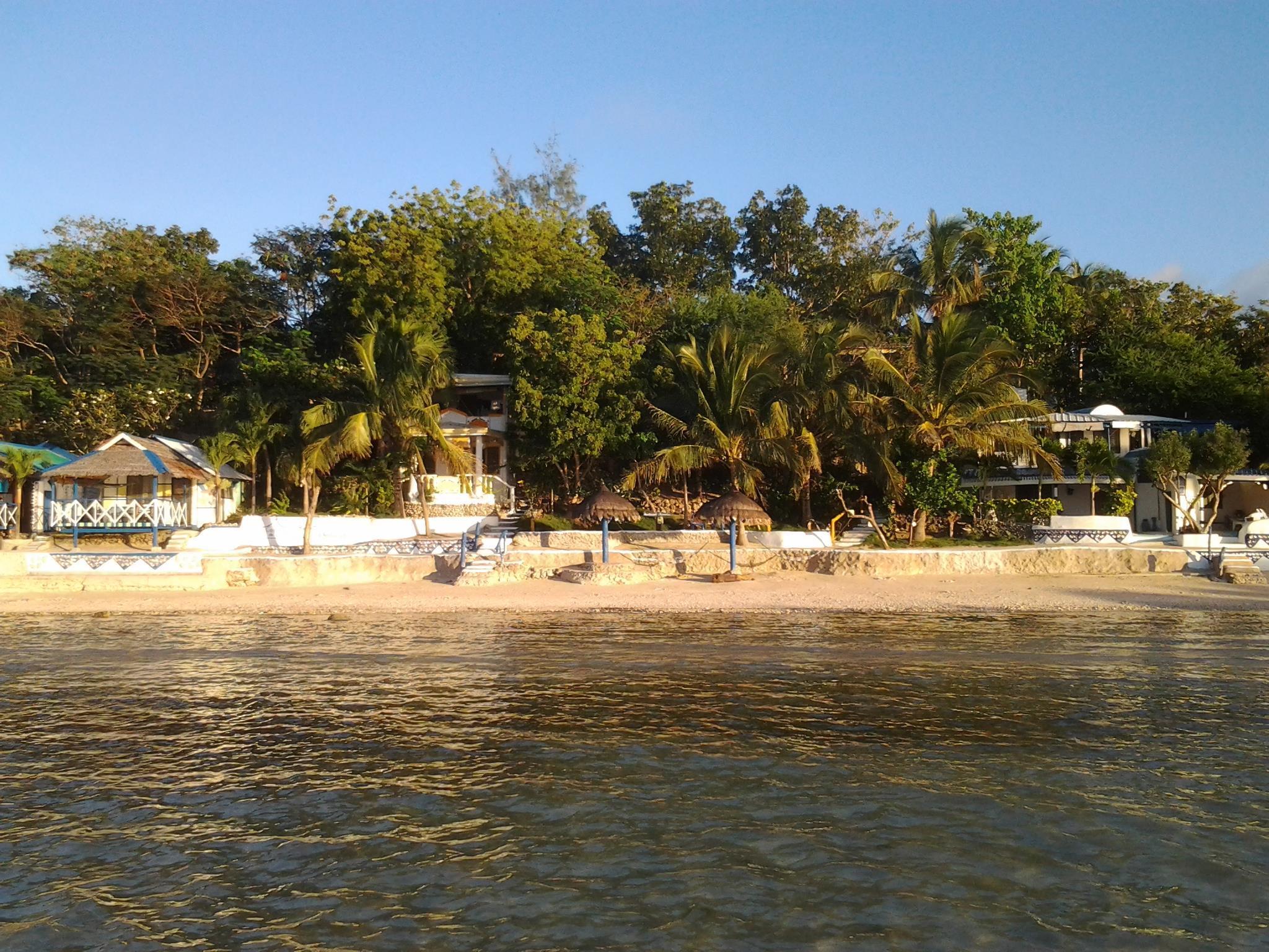 Casa De La Playa Beach Resort In Siquijor Island