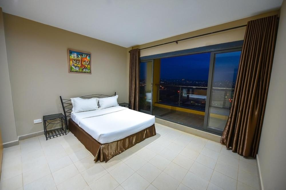 Boulevard Suites, Kampala   Best Price Guarantee - Mobile Bookings & Live  Chat