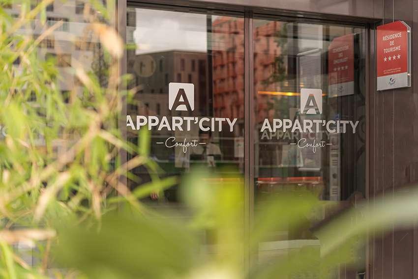 appart city confort paris grande