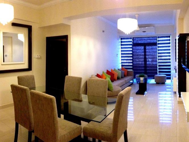 Luxury Marine City Apartment Colombo