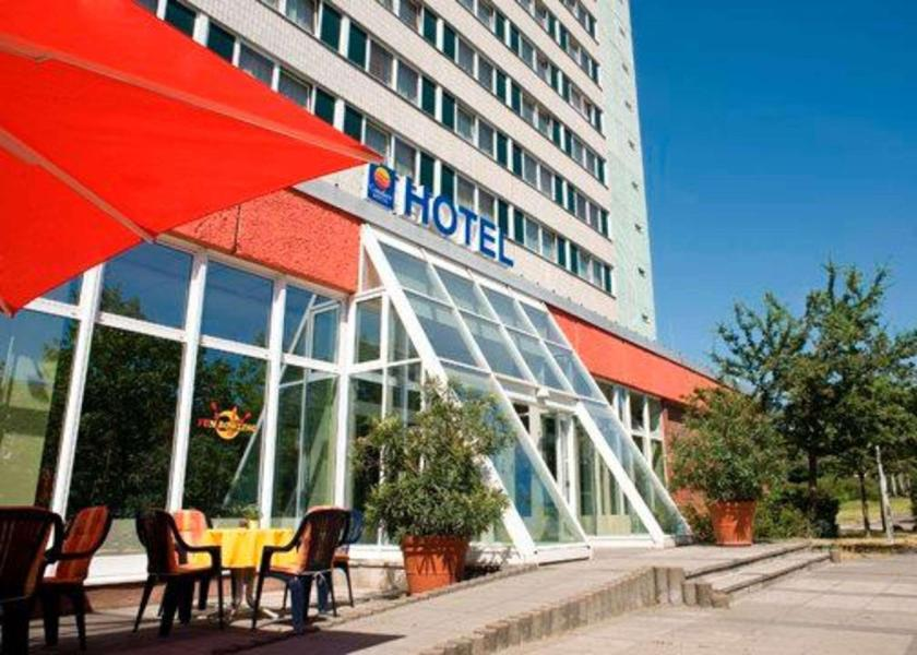 Comfort Hotel Lichtenberg Berlin in Germany   Room Deals  Photos     More about Comfort Hotel Lichtenberg Berlin