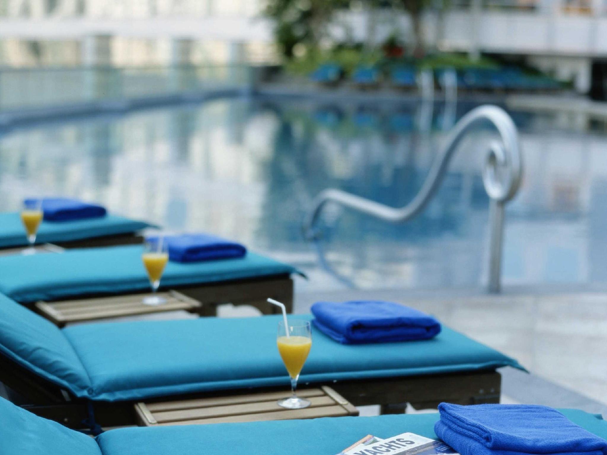 香港都會海逸酒店 (Harbour Plaza Metropolis) - Agoda 提供行程前一刻網上即時優惠價格訂房服務