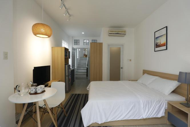 Hoa Studio Apartment Small Room