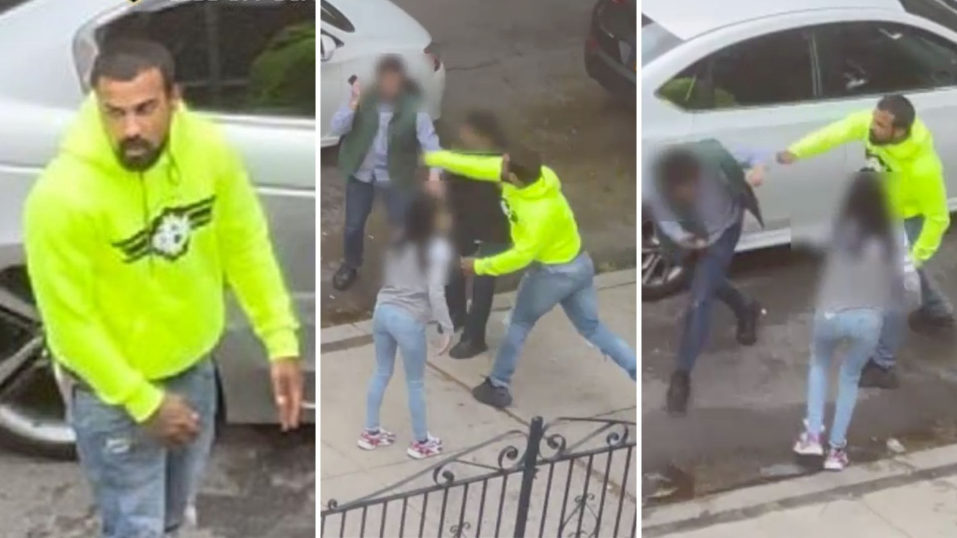 Man attacks, robs 2 after collision in Jackson Heights, Queens