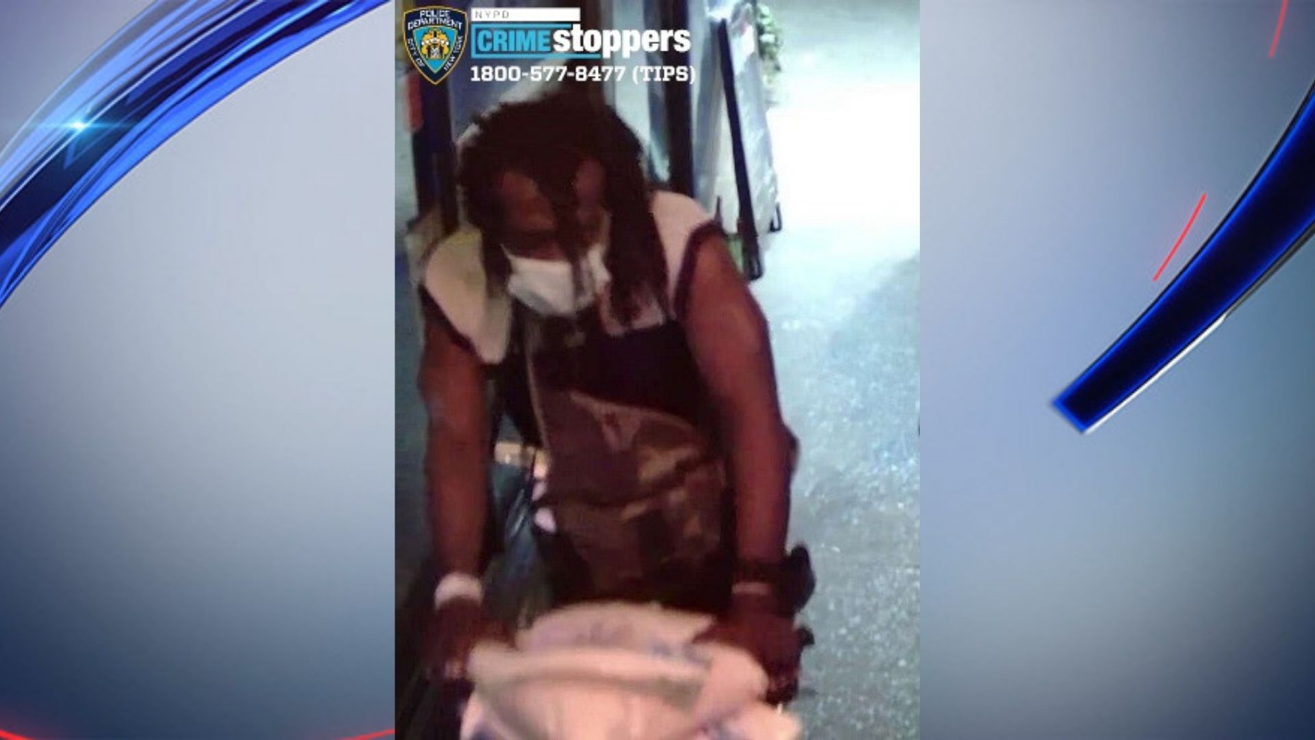 suspect wanted for rubbing groin on child's feet in east village home