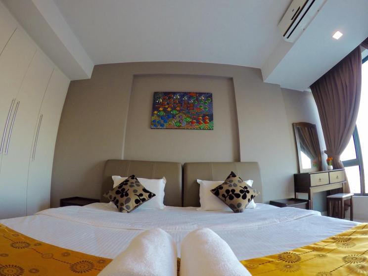 Kota Kinabalu Guesthouse @ Sky Residence