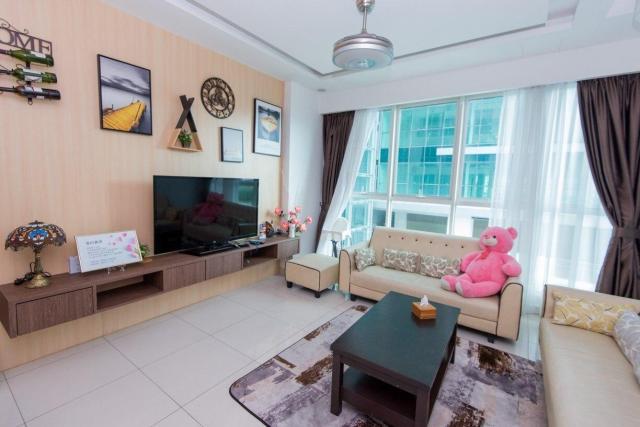 Pinstay Familia Suites @ Sutera Avenue, KK