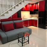 New 97sqm Neo Soho Apartment Loft Neo Soho Mall Jakarta Indonesia