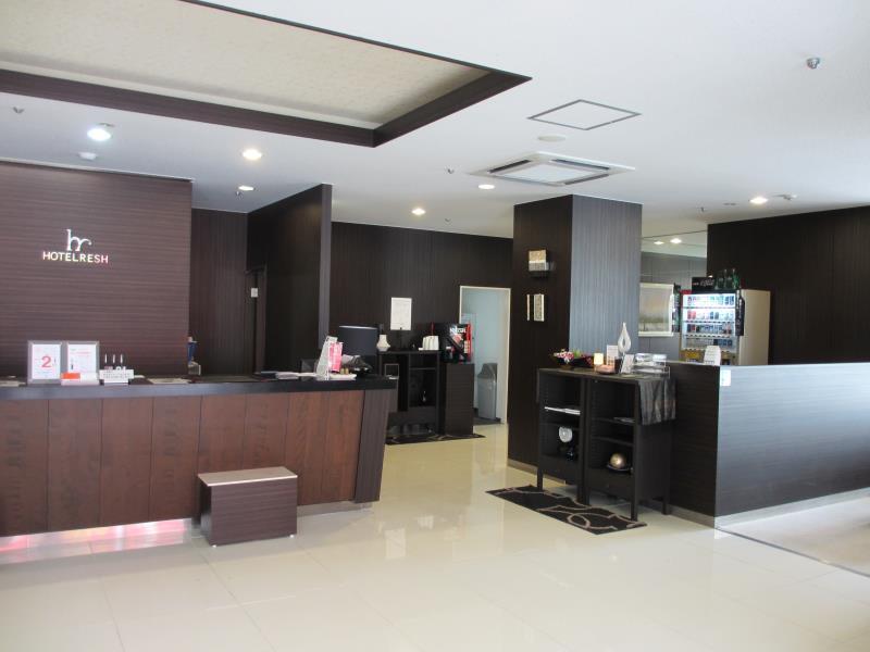鳥取站前Resh酒店 Hotel Resh Tottori Ekimae