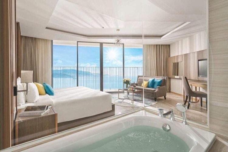 Vinlegend Apartment Luxury Ocean view Nha Trang Khanh Hoa Vietnam