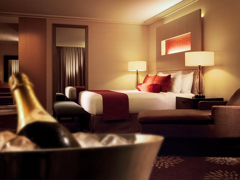Marina Bay Sands Singapore - Suite