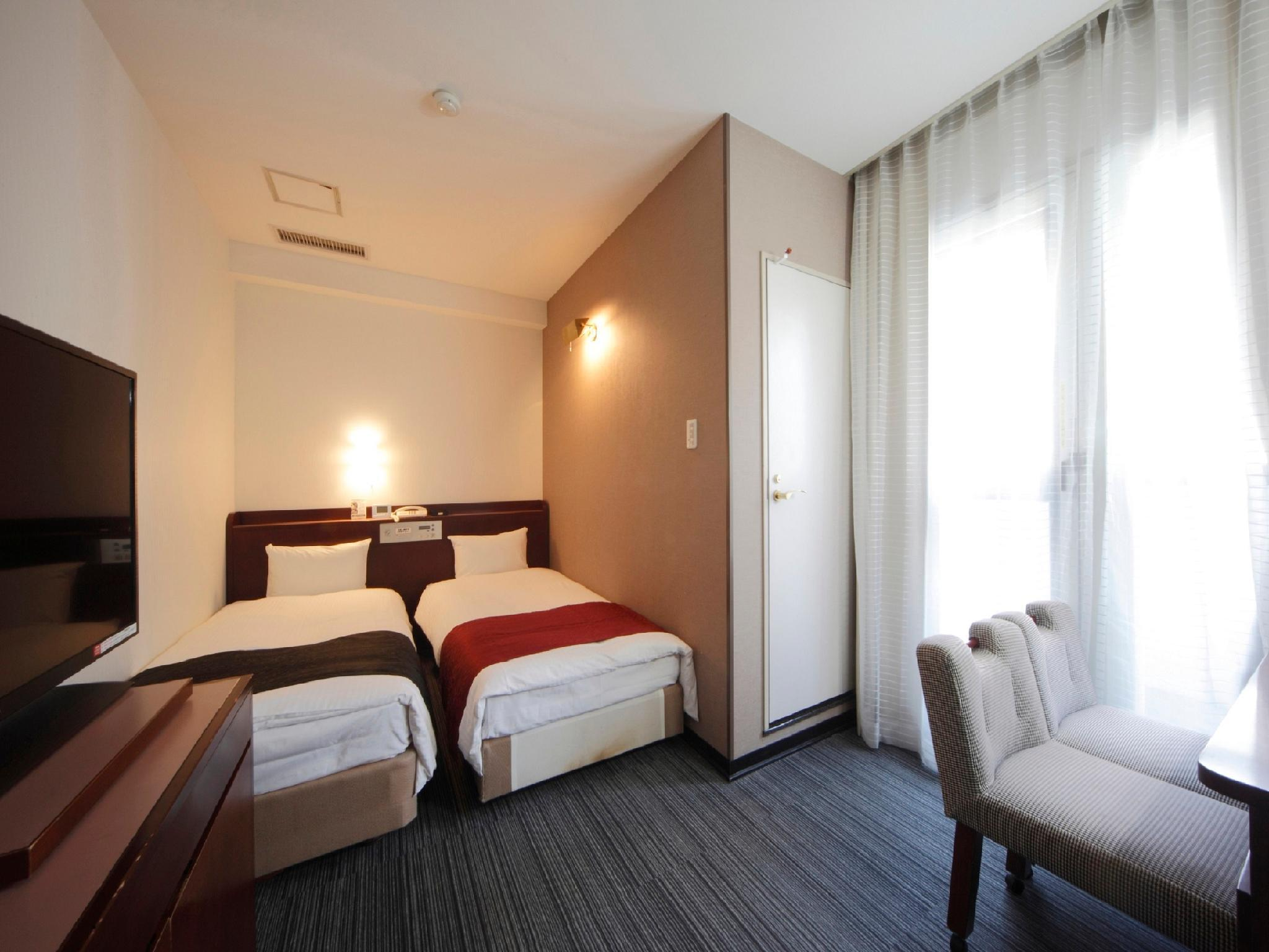 APA酒店 - 山形站前大通 APA Hotel Yamagata Ekimae Odori